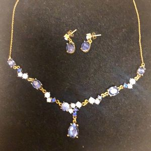 2 for $20 or 1/$15 Necklace and earrings set